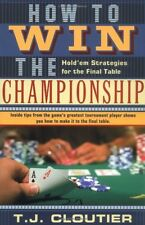 How To Win The Championship: Holdem Strategies fo