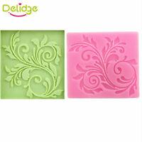 Fondant Silicone Lace Cake Candy Decorating SugarCraft Flower Mold Mould