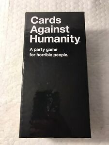 Cards Against Humanity Starter Set - 600 Cards Pre-Owned Fast Free Delivery