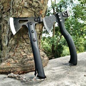 Portable Camping Axe Tomahawk Tactical Hatchet Outdoor Survival Hiking Equipment