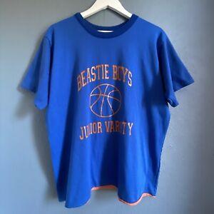 BEASTIE BOYS 1990s Vintage Reversible T-shirt Rap Tee Hip Hop Check Your Head