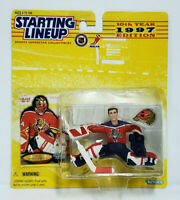 John Vanbiesbrouck Florida Panthers NHL 1997 Starting Lineup Figure NIB Beezer