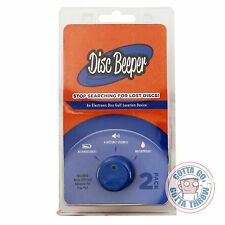 Disc Beeper Electronic Disc Golf Locator Device - 2 PACK