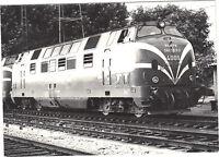 Photographie - Locomotive (à identifier)