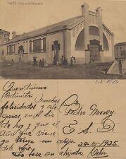 Tarjeta Postal. AVILÉS.Plaza de la Pescadería.