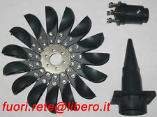 KIT micro hydro pelton wheel hub nozzle  turbine