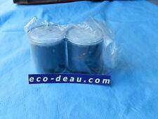 Lot de 2 cartouches FIF charbon actif  + Spun Purificateur d'eau robinet