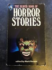 The Beaver Book Of Horror Stories 1981 First Edition