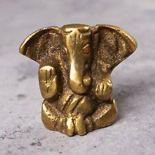 Ganesh Murti, Miniture Brass