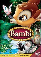 Bambi (Disney Meisterwerke) (2 DVDs) [Special Edition] vo... | DVD | Zustand gut