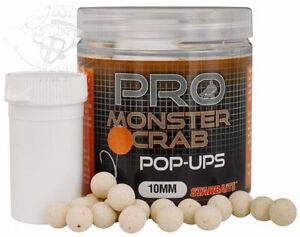Starbaits Pro Monster Crab Pop Ups & Dip