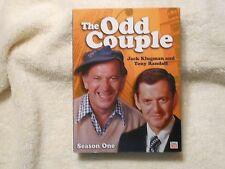 THE ODD COUPLE SEASON ONE (DVD, 2006) PLAYS GREAT **GENUINE**