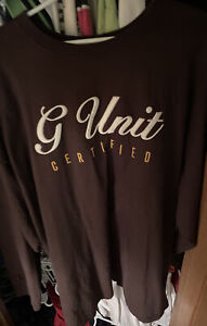 Men's Vintage G-Unit 3XL T-Shirt New without tags Y2K Long sleeve vintage