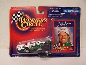 1/64 Diecast John Force Funny Car 1997 CASTROL GTX PONTIAC Winners Circle