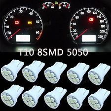 White LED 194 Wedge Speedo Dash Gauge Instrument Panel Light Bulb For Oldsmobile
