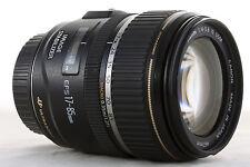 Objectif Canon EF-S 17-85mm IS USM pr EOS 750D 650D 600D 70D 60D 50D 7D (EFS)