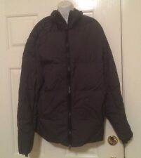 Lululemon Men's Puffer Jacket Retail $299 MINT CONDITION Gray/black Sweet Jacket