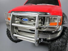 Aluminum Animal Grill Guard for Tamiya RC 1/10 Ford F350 High-Lift Crawler Truck