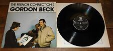 GORDON BECK ~ THE FRENCH CONNECTION 2 ~ FRENCH DISQUES JMS VINYL LP 1982