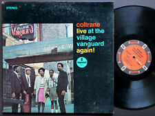 JOHN COLTRANE Live At The Village Vanguard Again! IMPULSE AS-9124 Pharoah Alice