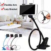 Universal 360° Flexible Lazy Bracket Mobile Phone Holder Bed Desktop Stand Mount