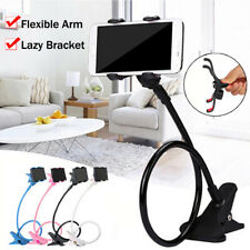 Universal 360° Flexible Lazy Bracket Mobile Phone Holder Bed Desktop Stand Mount