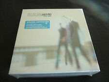 REM AROUND THE SUN ULTRA RARE SEALED CD+ 14 COLOR POSTERS BOXSET!