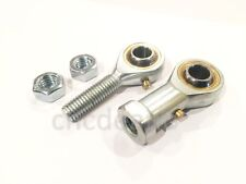 QUALITY GO KART KARTING TRACK ROD ENDS ROSE JOINT BEARINGS M5 M6 M8 M10 M12 RACE