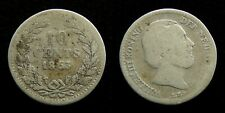 Netherlands - 10 Cent 1853