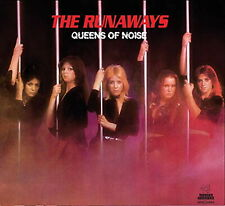 RUNAWAYS-QUEENS OF NOISE-IMPORT CD WITH JAPAN OBI H14