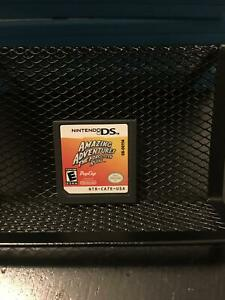 The Amazing Adventures Nintendo DS Tested & Working Authentic