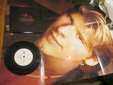 Chesney Hawkes – I'm A Man Not A Boy Chrysalis UK Vinyl 7inch Single + Poster