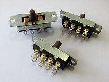 Defond Slide Switch DSF-2316 series - 5 pcs - 8A/250VAC / 16A/125VAC
