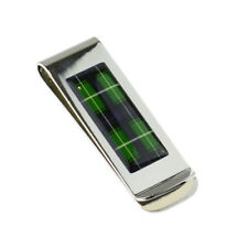 Scottish MacDonald Tartan Design Money Clip - XMC1103C-013