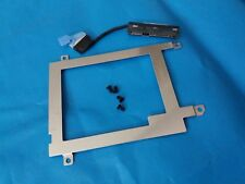 NEW Dell Latitude E7440 HDD Hard Drive/Disk caddy bracket + SATA Cable Connector