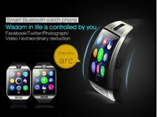 Smart Watch Bluetooth Camera Facebook Whatsapp Twitter Sync SMS For IOS Android