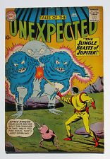 Tales of the Unexpected #57 1961 DC Science Fiction comic Space Ranger