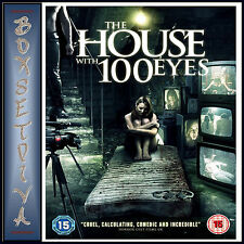 THE HOUSE WITH 100 EYES -  Shannon Malone **BRAND NEW DVD**