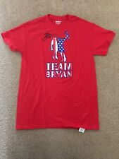 Bob Bryan Signed Tennis T-Shirt - 50% of Proceeds to St. Jude Childrens Hospital