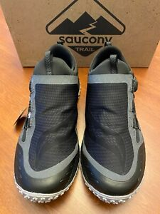Saucony Men's Switchback 2, Black, New* Ships Free SRP $140 now $99.99