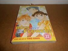 Boys Over Flowers Hana Yori Dango Vol. 32 Manga Graphic Novel Book in English