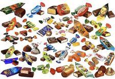 1.5 LB BIG Chocolate Gourmet Russian Ukrainian Candy Sweets Mix Конфеты