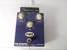 T-Rex Sweeper Bass Stereo Chorus Effects Pedal/Processor FREE USA SHIPPING!!!