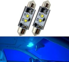 Led Light Canbus Error Free 6411 6w Blue 10000k Two Bulb Step Door Replace Lamp