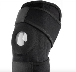 Knee Sleeve Compression Brace Support For Sport Joint Pain Arthritis Relief Yoga
