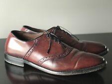 81fe87a5f90 Allen Edmonds Shell Cordovan Polo Saddle Leeds Shoes 12C 12 C Alden Ravello