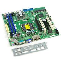 Supermicro X7SLM-L Socket LGA775 DDR2 Server Motherboard with IO Shield