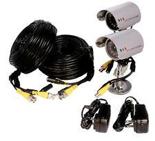 CCTV Surveillance Wired Cameras