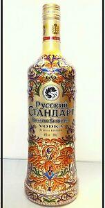 WODKA RUSSIAN STANDARD VODKA  Lyubavin  Edition 1 L
