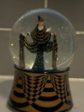 More details for the balcony by erte sevenarts musical water snow globeplays puttin' on the ritz